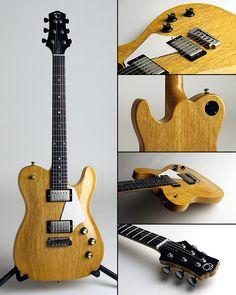 Thorn Guitars Deluxe Series D58