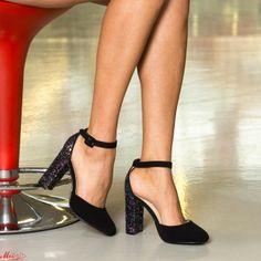 Pantofi cu Toc XKK151 Purple Mei Pumps, Heels, Fashion, Heel, Moda, La Mode, Pump Shoes, Pumps Heels, Fasion