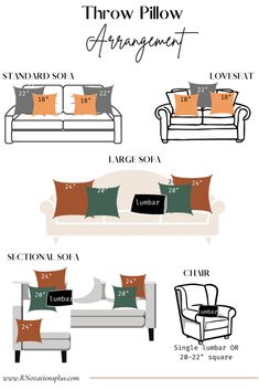 5 BEST TIPS FOR DECORATING WITH THROW PILLOWS LIKE A DESIGNER - RNovations