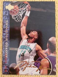 UPPER DECK 1994 USA BASKETBALL - 47 - ALONZO MOURNING