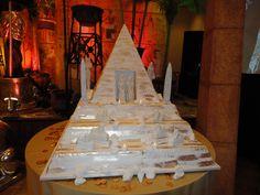 Pyramid Cake | Flickr - Photo Sharing!