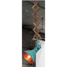 Die HomeLighting Pendelleuchte im Industrial Style vereint rustikal-coolen Stil mit jeder Menge Gemütlichkeit!