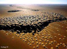 Fabulous Sand Dunes in Hadhramaut ,Yemen | Geology IN