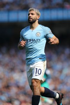 Sergio Aguero of Manchester City during the Premier League match. , Sergio Aguero of Manchester City during the Premier League match. MANCHESTER, ENGLAND - APRIL Sergio Aguero of Manchester City during the Premie. Premier League News, Premier League Matches, Football Soccer, Football Players, Manchester City Wallpaper, Sergio Aguero, Kun Aguero, Manchester England, Manchester United