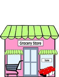 clipart store - Recherche Google | clipart | Pinterest | Shopping ...