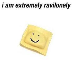 Ravioli ravioli what's in the poketoli
