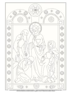 434 best Catholic- Coloring Sheets images on Pinterest | Catholic ...