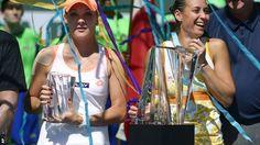 Sportvantgarde's blog.: Tennis:Flavia Pennetta defeats Agnieszka Radwanska...