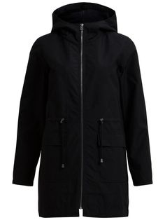 PARKA FRAKKE, Black, large