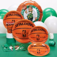 Boston Celtics Standard Party Pack for 18 $34.34 (49% OFF)