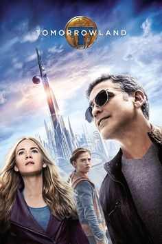Join former boy-genius Frank (George Clooney), optimistic, science-minded teen Casey (Britt Robertson), mysterious Athena (Raffey Cassidy) and the brilliant David Nix (Hugh Laurie) in a world of pure Disney imagination and adventure. Tomorrowland transports you on an inspiring and magical journey of wonder and adventure to a place where if you can dream it, you can do it.