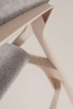 Furniture Design Details upholstered easy #chair with armrests chevaletgaber | #design