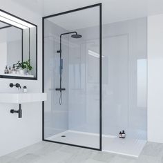 Inspire Bathroom Shower Design Ideas that are new big thing 1 #bathroomshower #bathroomdesign #bathroomideas