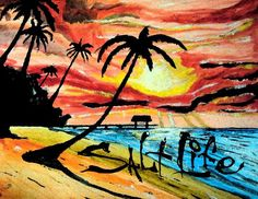Salt Life! Live love and make memories at the beach!