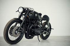 A stunning Suzuki GS750 built by Eastern Spirit Garage. - Bike EXIF
