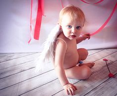 Stevies first valentines day cupid photos valentines day photo shoot tatianas photography