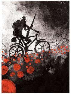 Ilustraciones oscuras de Jeffrey Alan Love  #ilustracion Coctel Demente