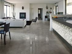 I\'m not really a fan of tile, however, this looks really nice ...