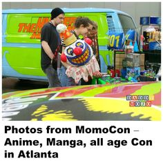 MomoCon is great time for any age, but is an all age con. Its backbone is Japan, anime, manga and animation, but anything cosplay and fan oriented is OK.