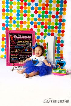 First Birthday Poster  Photography Prop  by sweetharvestonline, $30.00