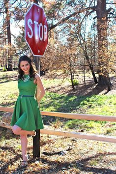 I've got the dress, now I just need the accessories!  <3 this look from the ModCloth Style Gallery!  #indie #style