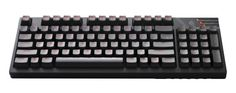 $76.27 - CM Storm QuickFire TK - Compact Mechanical Gaming Keyboard with CHERRY MX RED Switches and Fully LED Backlit