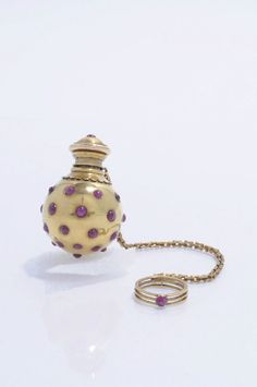 19th century France - scent bottle