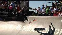 Veja como o skatista brasileiro Luan de Oliveira venceu o Maloof Money Cup Skateboarding Campeonato Mundial em Kimberley na África do Sul.