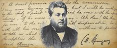 Spurgeon's entire life was marked by a conscious dependence on the Spirit, and this dependence was a hallmark of his remarkable success in ministry. Ch Spurgeon, Charles Spurgeon, The Kingdom Of God, He Is Able, S Word, Sunday Morning, Trust God, Holy Spirit, Ministry