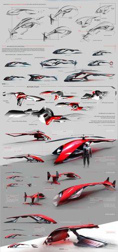 Ferrari Impulse - land / water / air