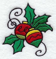 Machine Embroidery Designs at Embroidery Library! - Retro Christmas