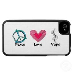 Peace Love Vape