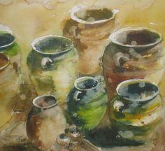 Catherine Rey Watercolor