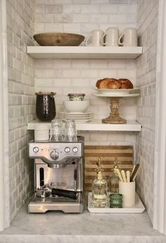 My Sweet Savannah: ~how to make a coffee station in your home~