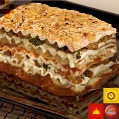 lasanha, massa, pasta, macarrão, Lasagna, yakissoba, Lasanha ao molho de yakissoba