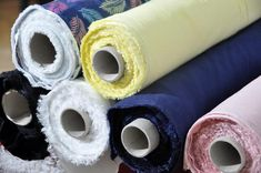 Cotton & Viscose Tessuti The Sewing Crew Cotton Viscose, Sewing, Dressmaking, Couture, Stitching, Sew, Costura, Needlework
