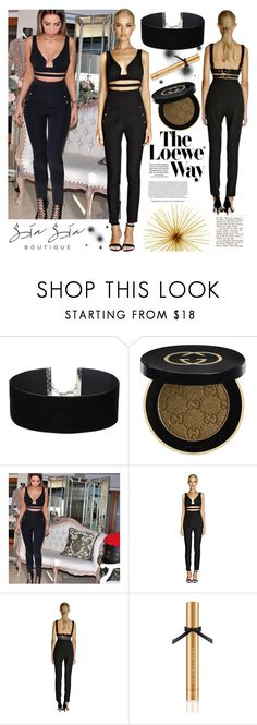 """""""Jia Jia Boutique"""" by gaby-mil ❤ liked on Polyvore featuring Frasier Sterling, Loewe, Gucci, Victoria's Secret and jiajiaboutique"""