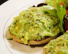 Elmira paleo konyhája: Zseniális avokádós tojáskrém a la Viszt Éva