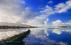 Popular on 500px : Ireland  Co.Mayo  Clew Bay and Croagh Patrick from Westport by hughrooney1