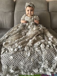 Lace Christening Gowns, Baptism Dress, Baby Christening, Blessing Dress, Baby Blessing, Little Girl Dresses, Girls Dresses, Baby Boy Baptism Outfit, Baby Shower Photo Booth