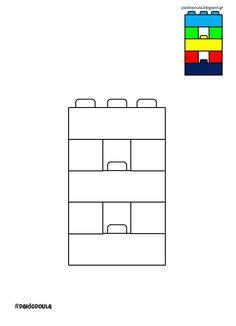 Preschool Worksheets, Preschool Activities, Lego Duplo, Lego Creations, Crafts For Kids, Math, Games, Blog, Funny Summer