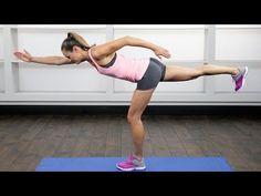 Quick Butt-Lifting Workout   Class FitSugar - YouTube
