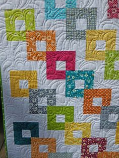 Vicki's Crafts and Quilting: Pixie Squares Quilt Square Patterns, Jelly Roll Quilt Patterns, Square Quilt, Scrappy Quilts, Easy Quilts, Quilting Fabric, Quilting Projects, Quilting Designs, String Quilts
