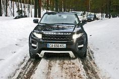 Range Rover Evoque. #LandRover