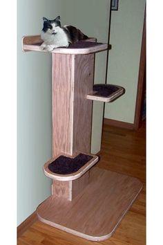 Madison Cat Tree-7th Heaven Cat Furniture