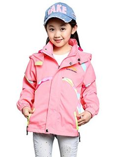 Girls Jackets Casual Outdoor Athlectic Kids Coat Proofwind Proofwater 11-12Years Pink EGELEXY http://www.amazon.com/dp/B017LZ02T0/ref=cm_sw_r_pi_dp_CHxdxb021MCH6