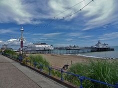 Photo of Eastbourne, by Fred in't Hout - Pictures of England Royalty Free Stock Photos