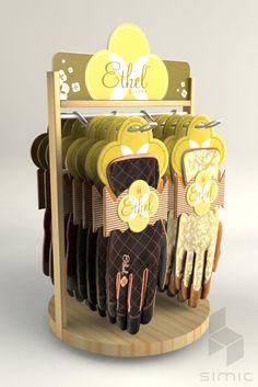 Displays by srdjan simic at Coroflot.com