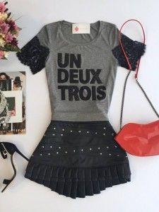 T shirt Feminina - Camisetas e Blusas Femininas na Estacao Store