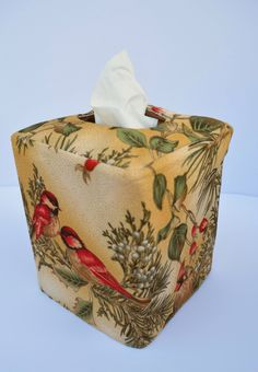 Handmade Purse SZ Tissue Holder//cover//abstract  //,pocket,diva//tote//kleenex